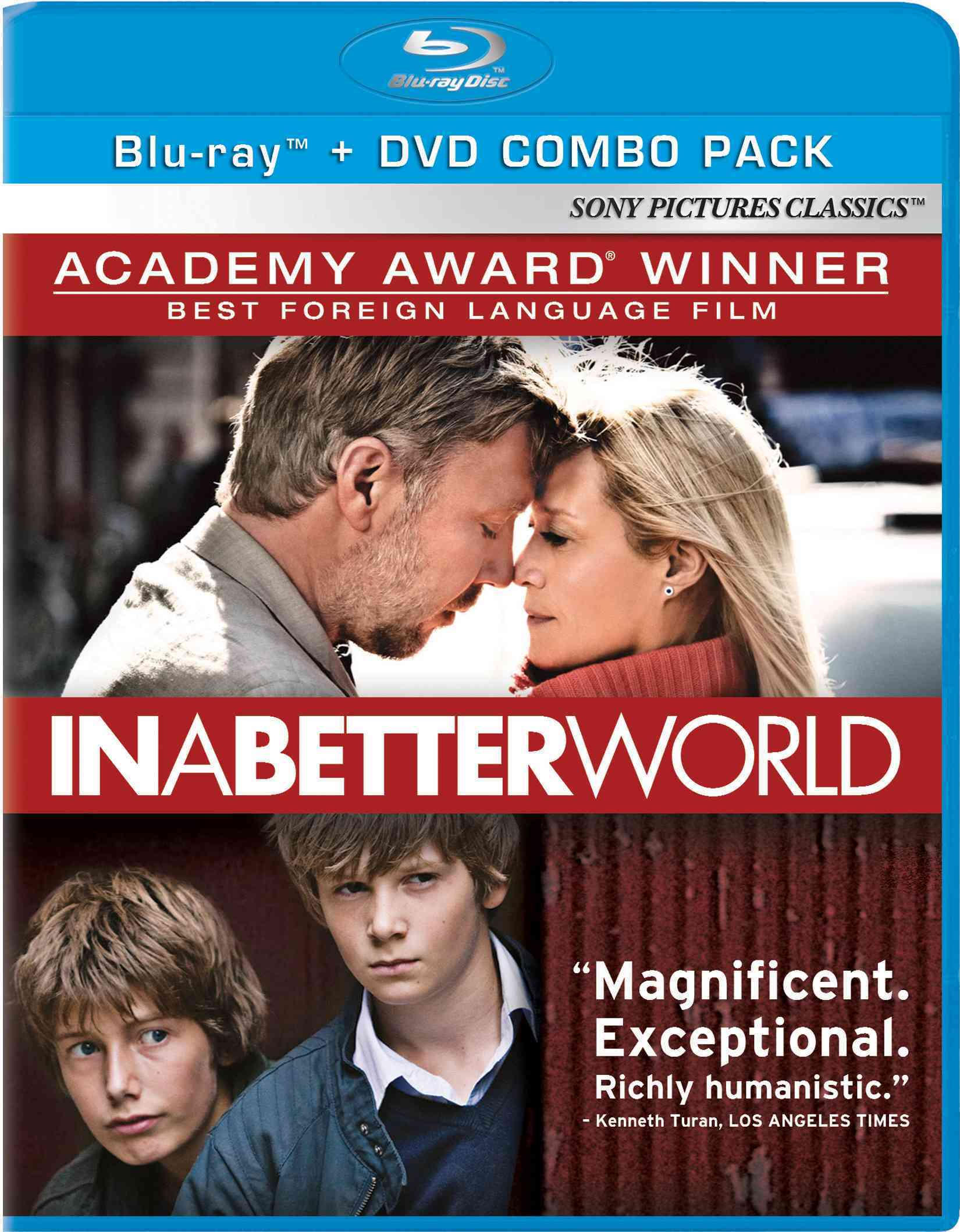 IN A BETTER WORLD BY PERSBRANDT,MIKAEL (Blu-Ray)